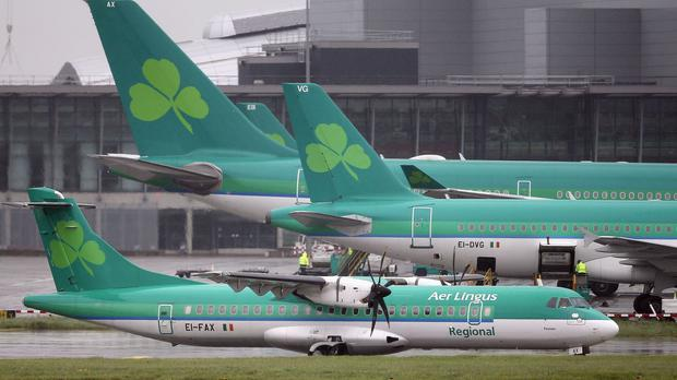 Aer Lingus could start flying to the Middle East again