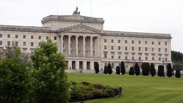 The Stormont finance committee produced what was essentially an interim report earlier this year before the Assembly was dissolved ahead of elections in May (Stock picture)