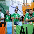 Republic of Ireland fans have been winning hearts in France