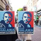 Ibrahim Halawa has been held for three years without trial in Egypt