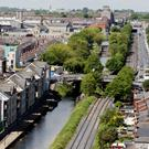 The Royal Canal in Dublin