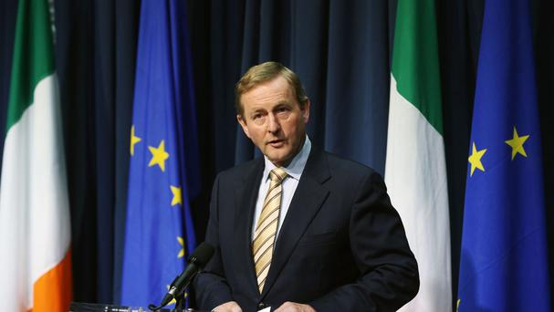 Government lawmaker tells Irish PM to step down by September