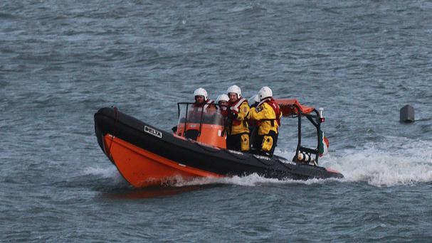 The 53-year-old was ultimately found by a boat crew from the Doolin unit of the Coast Guard amid rough conditions off the Clare coast