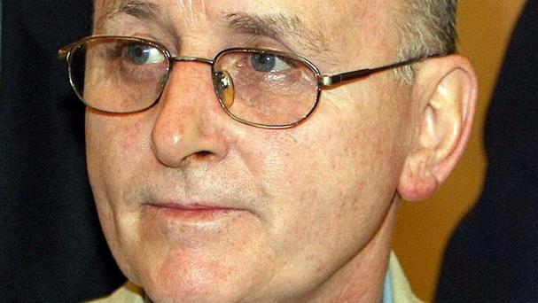Denis Donaldson was found dead at an isolated cottage in Donegal