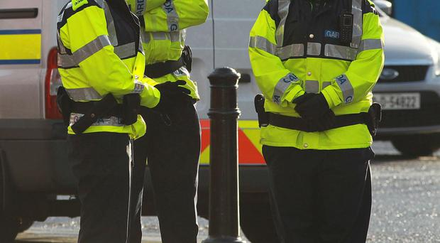 Gardai said three masked men broke into the pensioner's home in Swords, Co Dublin, on Friday morning