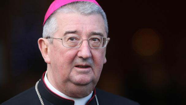 Archbishop Diarmuid Martin complains of allegations of 'homosexuality and misconduct'