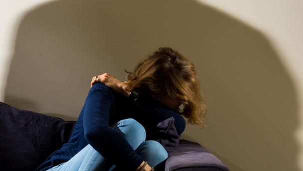 Confidential records of patients with mental health were found at a vacant home. Photo: PA