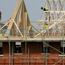 The Irish construction sector continued to expand last month
