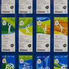 Tickets for the Rio games (AP)