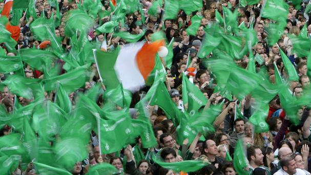 Thousands of Irish emigrants are returning every year, new statistics show