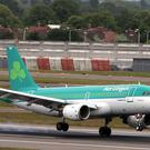 An Aer Lingus plane landed safely at Cork Airport after declaring a full emergency