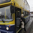 The strike will affect Dublin Bus users