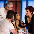 Judges (left to right) Louis Walsh, Simon Cowell, Nicole Scherzinger and Sharon Osbourne during the Bootcamp stage for the ITV1 talent show, The X Factor.(Syco/Thames)