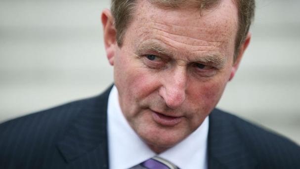 "As revealed by the Irish Independent on Saturday, there is significant anger within the party over Mr Kenny's offer for backbenchers to ""shadow"" ministers in order to gain experience Picture: PA"