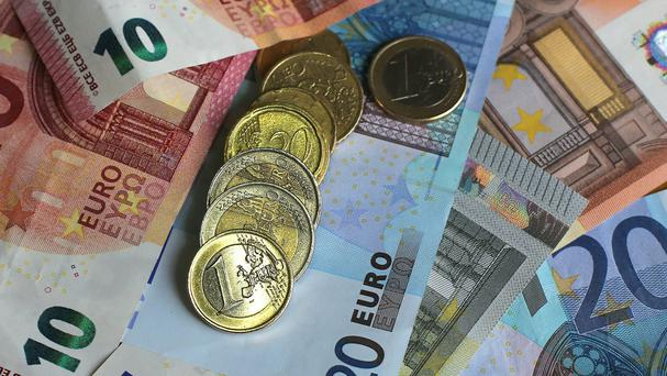 'Most public service workers will receive €2,000 in increased earnings in three phases between January 2016 and September 2017' (stock picture)
