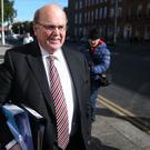 Finance Minister Michael Noonan's budget contained a scheme to give an upfront income tax rebate to new home-buyers