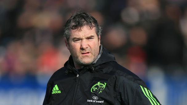 Anthony Foley Dies suddenly in Paris