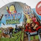 Tayto Park in Co Meath where a probe has been launched