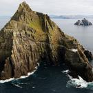Skellig Michael in Co Kerry