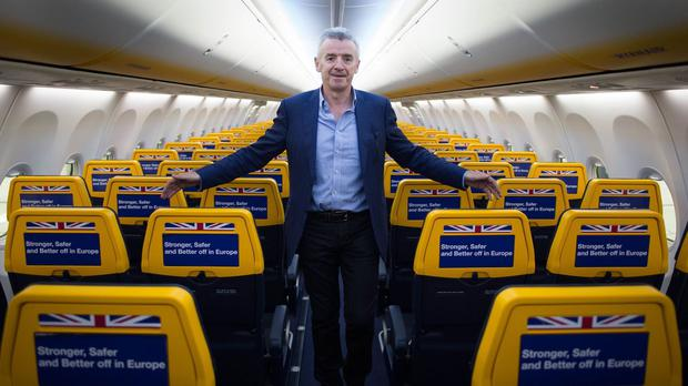 Ryanair have called out for applicants, who will work closely with CEO Michael O'Leary.