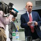 Sports Minister Shane Ross set up an inquiry into the Olympics ticketing scandal in Rio