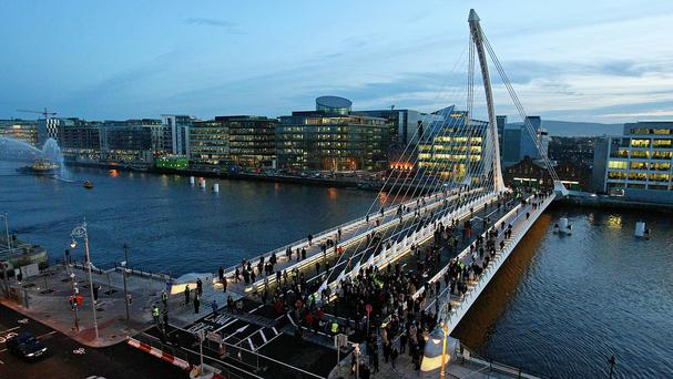 A recent Reuters report said that many in London perceive Dublin's attitude as 'one of caution'. Stock Image