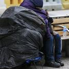 At least 142 people were sleeping on Dublin's streets during a twice-yearly official count
