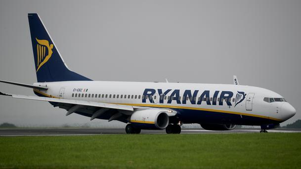 Ryanair said holidaymakers have been overcharged