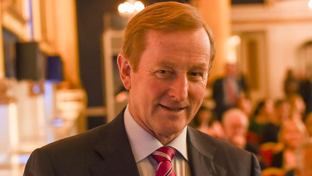 TAOISEACH Enda Kenny has brushed aside any suggestion that he was snubbed by US President-elect Donald Trump during his visit to New York. Photo: PA