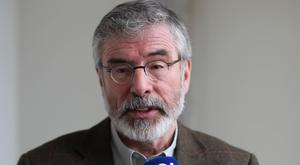 Sinn Fein President Gerry Adams Photo: PA
