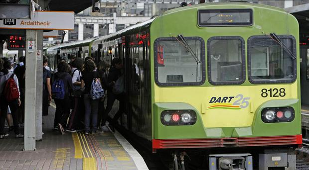 Homeowners have to pay top whack to live near public transport links in Dublin, with new research showing properties near Dart stations in the capital among the most expensive in the country.