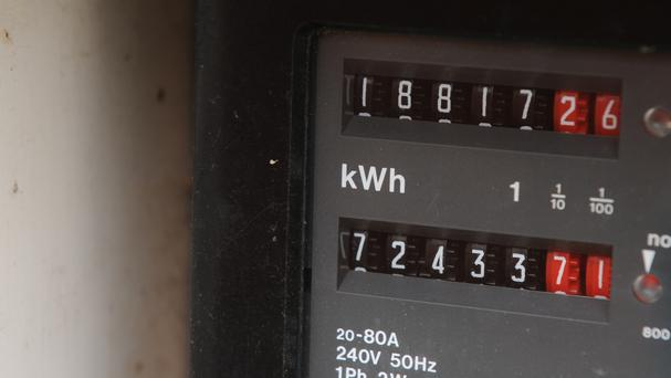 how to read esb meter