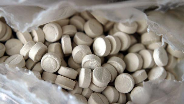 There has been a massive increase in the amount of drugs being seized in the country's postal system over the last three years by customs officers. Stock photo: PA
