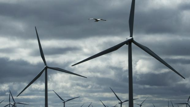 The three separate cases are centered around proposed wind farms in Clare, Offaly and Wexford.