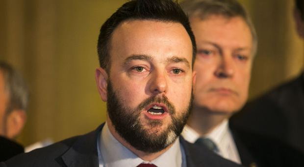 SDLP leader Colum Eastwood said there could be no return to direct rule with London-based ministers in charge of the region