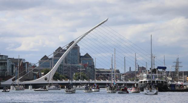 Dublin is hoping to reap the benefit of Brexit