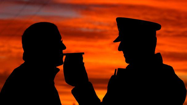 Close to a quarter of people convicted of drink driving were found to be four times over the legal blood/alcohol limit. Stock Image: PA
