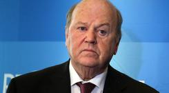 Finance Minister Michael Noonan Picture: PA