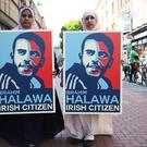 Ibrahim Halawa remains incarcerated
