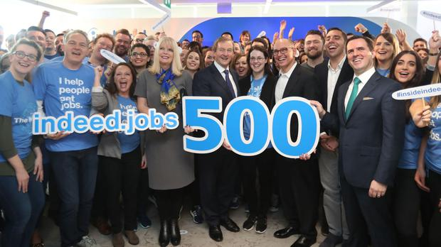 Recruitment website firm Indeed creating 500 more jobs in