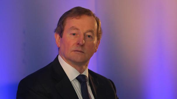 Enda Kenny has been urged to stand down