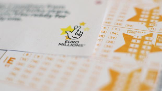 Friday night's EuroMillions Plus ticket was sold in Limerick (stock photo)