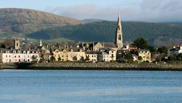 A new ferry service linking the Republic with Northern Ireland on Carlingford Lough is due to being this summer. Stock Image
