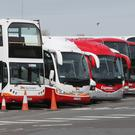 Bus Eireann say they could save more than 1 million euro if they pulled the 833 Dublin to Derry, the X7 Dublin to Clonmel and the 021 Athlone to Westport routes