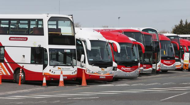 Unions representing Bus Eireann staff insist they will fight any pay cuts that come as part of a 30 million euro cost-cutting plan