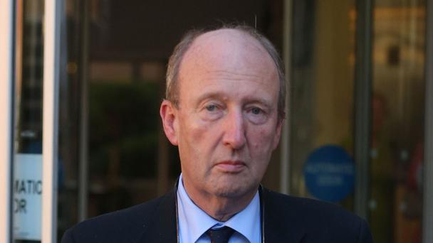 Transport minister Shane Ross. Photo: PA