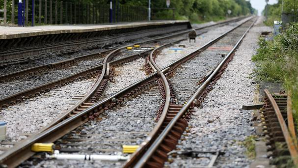 Rail stations at Waterford, Tralee, Limerick, Galway, Sligo and Athlone are shared with the bus operator and staff may decide not to cross the picket line. Photo: PA