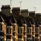 Generally a very slow month in the housing market, this January turned out to be a barnstorming one (stock image)