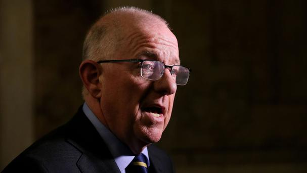 Minister for Foreign Affairs Charlie Flanagan. Photo: PA