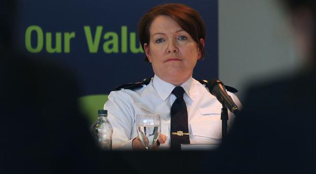 Fianna Fail said it could not express confidence in Garda Commissioner Noirin O'Sullivan